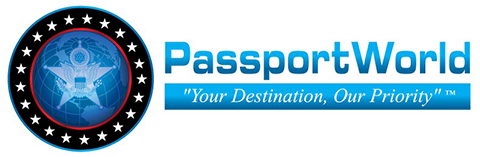 Passport World logo